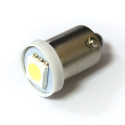 LED Galaxy  T4 BA9S 1SMD 1.0W white