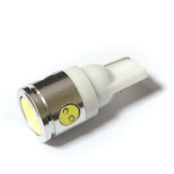 LED Galaxy T10 ( W5W ) HIGH POWER 0.5W 3PCS + 1.0W 1PC White (Белый)