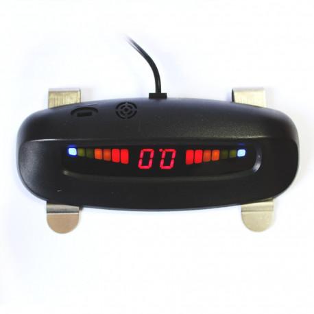 Парковочный радар GALAXY PS04 silver 05-LED