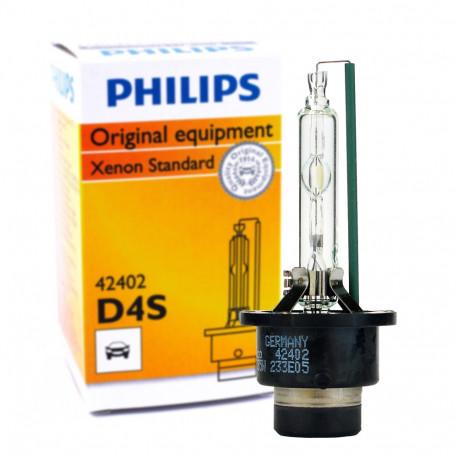 Лампа D4S 4300K PHILIPS 42402 (DE)