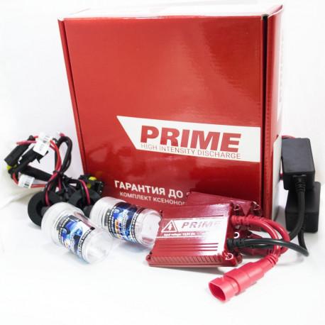 Комплект ксенона Prime DC H1 4300k