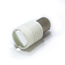 LED Galaxy S25 ( P21W 1156 BA15S ) 7020 6SMD Lens White (Белый)