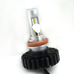 Лампы LED SUPER F6 H11 5000K