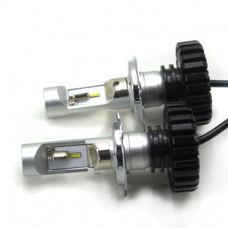 Лампы Би LED SUPER F6 H4 5000K