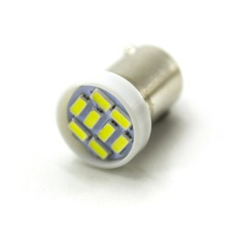 LED Galaxy T4W ( BA9S ) SAMSUNG 3014 8SMD White (Белый)