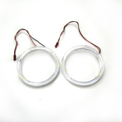 Ангельские глазки 95 мм SMD 3014 White (Белые)