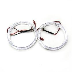 Ангельские глазки LED 95 мм CREE 3535 2SMD White (Белый)