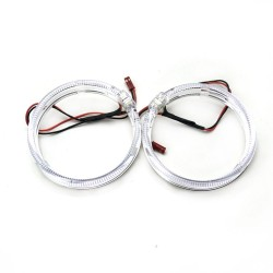 Ангельские глазки 95 мм LED CREE White