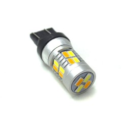 LED Galaxy T20 ( W21-5W 7443 W3х16q ) 5730 20SMD White-Yellow (Белый-Желтый)