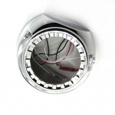 "Маски 2,8"" TIGUAN U-ring LED CREE"