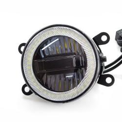 Противотуманные фары LED DRL 90 мм