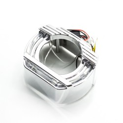"Маски 2,5"" TIGUAN U-ring LED CREE"
