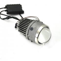 """Противотуманные линзы 2,8"""" LED 6000К"""