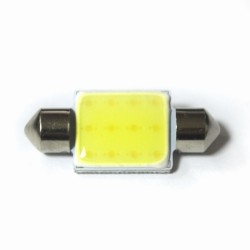 LED Galaxy C5W COB 36mm 0.8W white