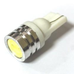 LED Galaxy HP T10 W5W 1SMD 1.0W white