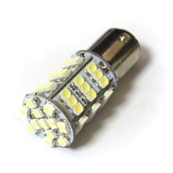 LED Galaxy S25 ( P21-5W 1157 BA15d ) 3528 57SMD White (Белый)