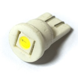 LED Galaxy T10 ( W5W ) CERAMIC 5050 1SMD White (Белый)