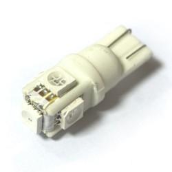 LED Galaxy T10 ( W5W ) CERAMIC 5050 5SMD Green (Зеленый)