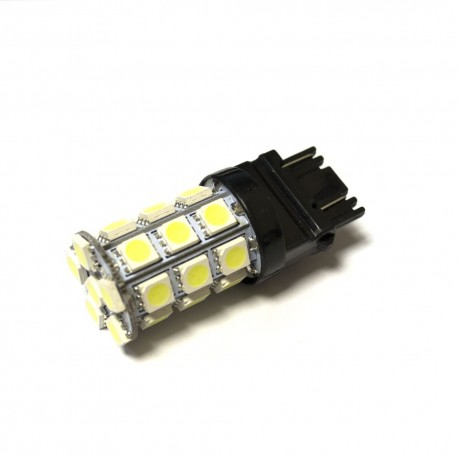 LED Galaxy T25 ( W27-7W 3157 P27-7W ) 5050 27SMD White (Белый)
