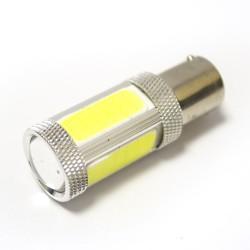 LED Galaxy S25 ( P21W 1156 BA15S ) COB 4PCS + CREE 2PCS 30W White (Белый)