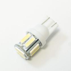 LED Galaxy T10 ( W5W ) 7014 10SMD White (Белый)