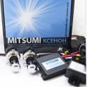 Комплект биксенона Mitsumi DC H4 4300k