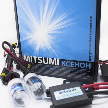 Комплект ксенона Mitsumi DC H4 4300k