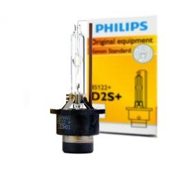 Лампа D2S 4800K PHILIPS 85122XVC+50% (DE)