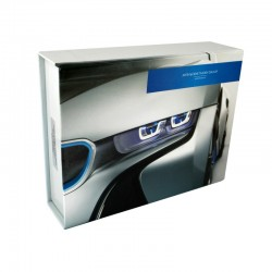 Ангельские глазки BMW (E53) White (Белые)