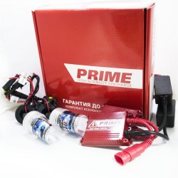 Комплект ксенона Prime DC H3 6000k
