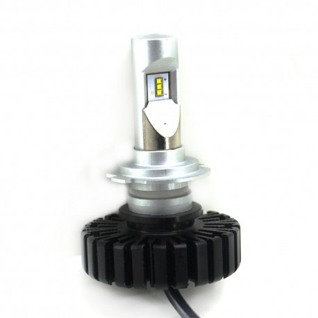 Лампы LED SUPER F6 H7 5000K