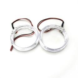 Ангельские глазки 80 мм LED CREE White