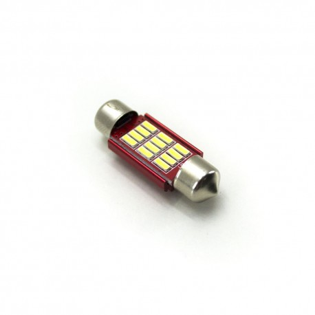 LED Galaxy C5W ( SV8,5 ) 4014 12SMD 36mm White (Белый)