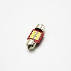 LED Galaxy C5W ( SV8,5 ) 4014 12SMD 32mm White (Белый)