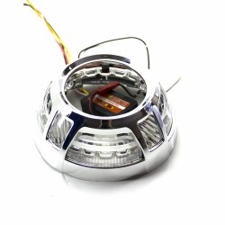 "Маски 2,8"" Macan DRL LED White CREE"