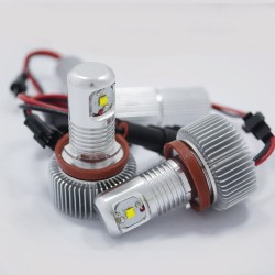 LED(Marker) Galaxy BMW E92,E93,E70 H8 WHITE 2*10w