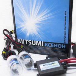 Комплект ксенона Mitsumi DC H1 6000k