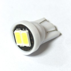 LED Galaxy T10 ( W5W ) 5630 2SMD White (Белый)